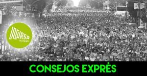 RECORRIDO CONSEJOS EXPRES CURSA CORTE INGLES