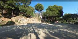 Trail Park Guell B4