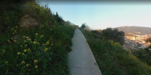Trail Park Guell B8