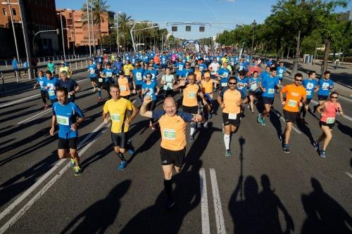 VII Cursa Diagonal DIR Guàrdia Urbana 2019
