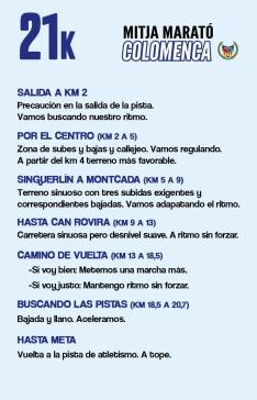 La Chuleta COLOMENCA 21k 2020