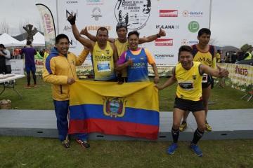 ECUADOR CLUB DE ATLETISMO ECA FOTO 4