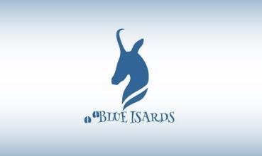 BLUE ISARDS CABECERA