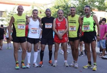 CORBINS RUNNERS FOTO
