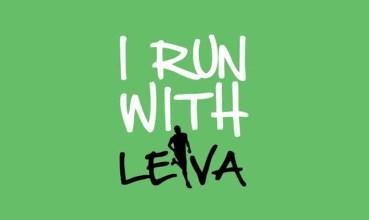 I RUN WITH LEIVA CABECERA