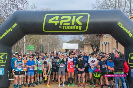 Foto: Marató Vies Verdes / Billy Ramon