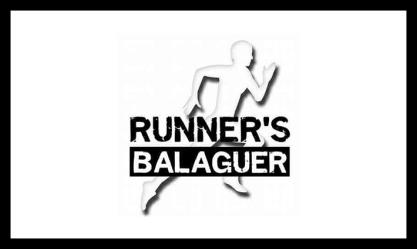 RUNNER'S BALAGUER CABECERA