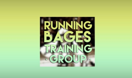 RUNNING BAGES TRAINING CABECERA