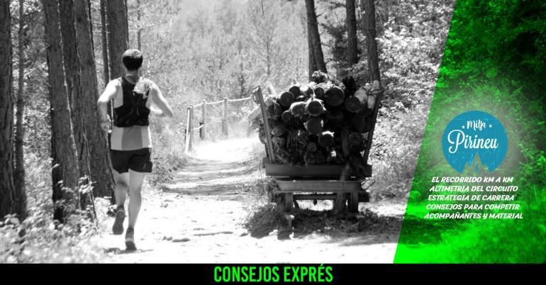 RECORRIDO CIRCUITO CONSEJOS EXPRES UP MITJA