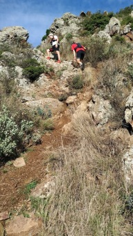 Trail CAP DE CREUS (64)